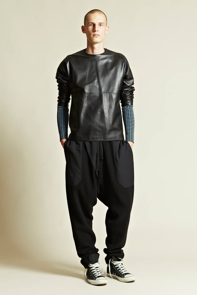 ln cc 2012 fall winter styled mens lookbook part 2
