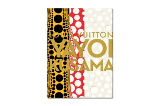 Louis Vuitton Limited Edition Yayoi Kusama Book for Dover Street Market Ginza