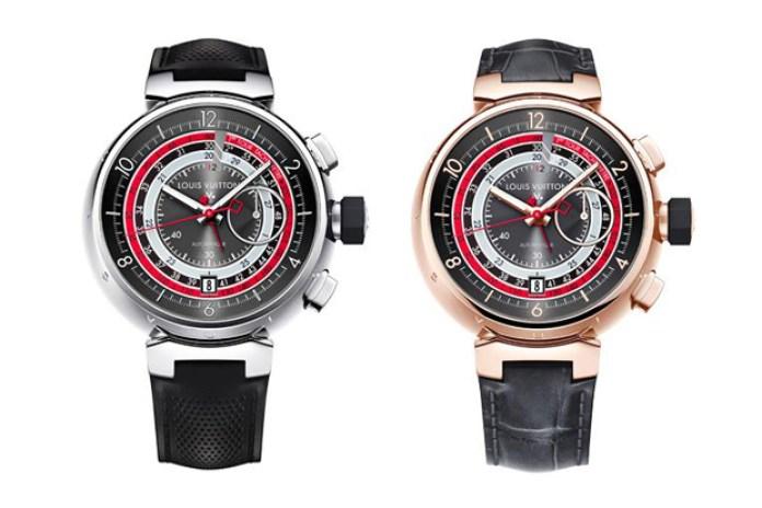 Louis Vuitton Voyagez Tambour Chronograph II Watch