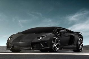 """Mansory x Lamborghini Aventador LP700-4 """"Carbonado"""""""