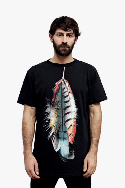 Marcelo Burlon 2012 Fall/Winter T-Shirt Collection