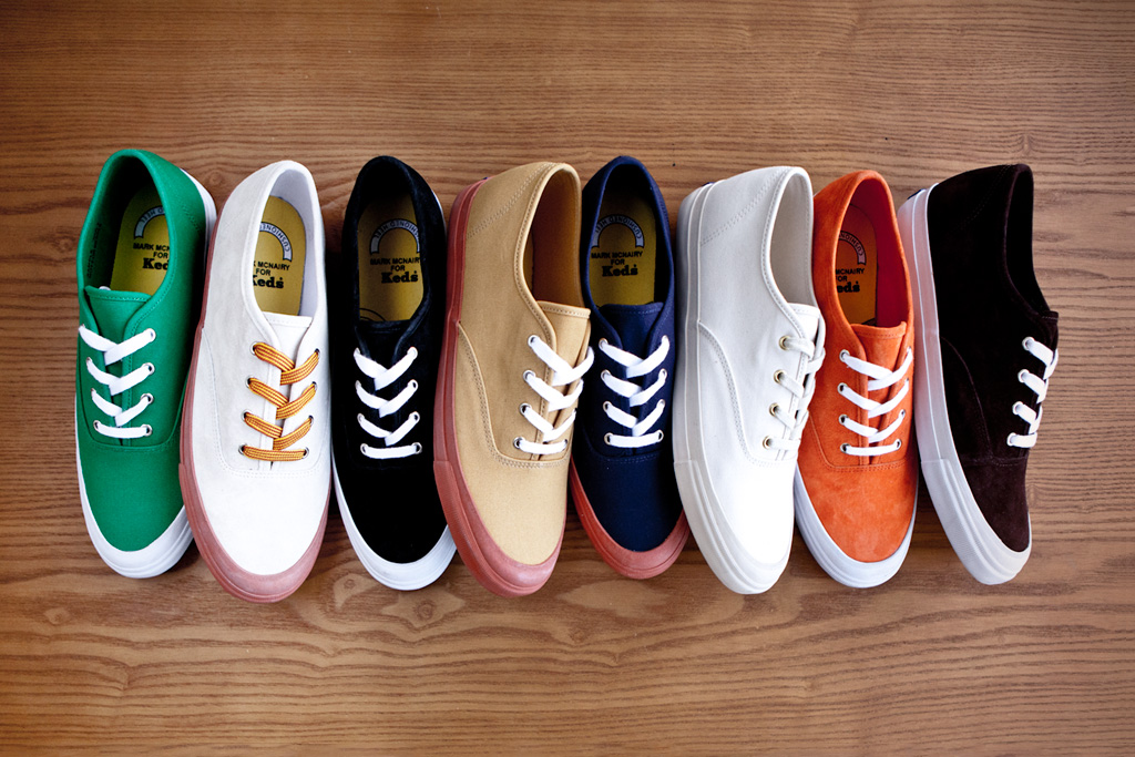 mark mcnairy x keds 2012 triumph canvas