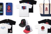 "Marvel Comics x A Bathing Ape 2012 ""Spider-Man"" Capsule Collection"
