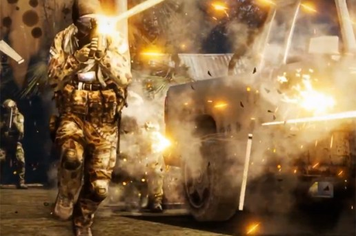 Medal of Honor: Warfighter - Fire Team Multiplayer Gameplay Trailer