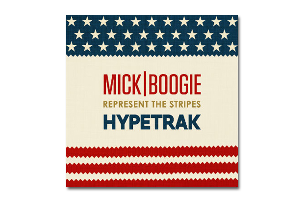 mick boogie x hypetrak represent the stripes mixtape