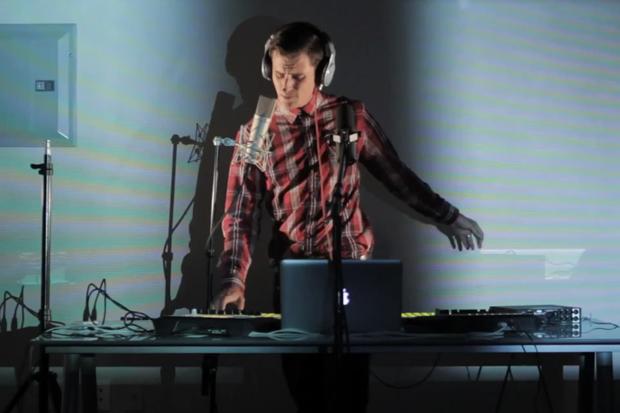 Mike Tompkins Remixes Skrillex & Santigold