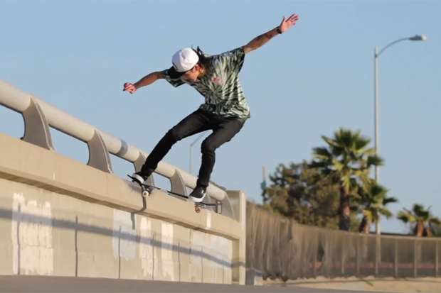 Mishka 2012 Summer Video Lookbook featuring Spencer Nuzzi