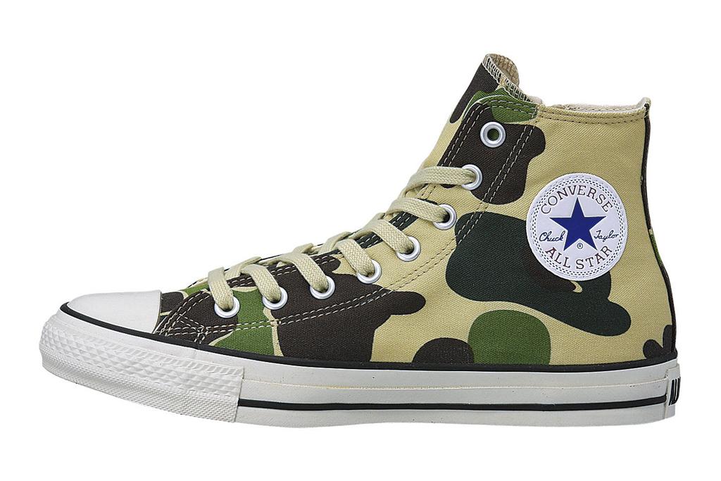 mita sneakers x Converse Japan Chuck Taylor All-Star TYO Custom Made Hi