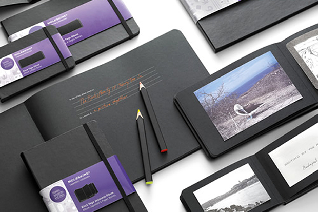 Moleskine 2012 Black Collection