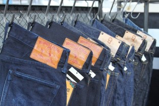 Momotaro Jeans 2013 Spring/Summer Preview
