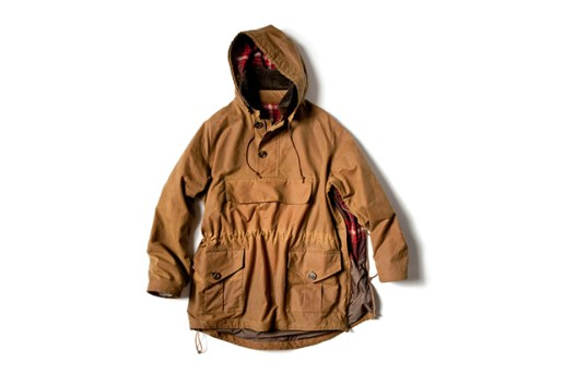 Mountain Research 2012 Fall/Winter Anorak