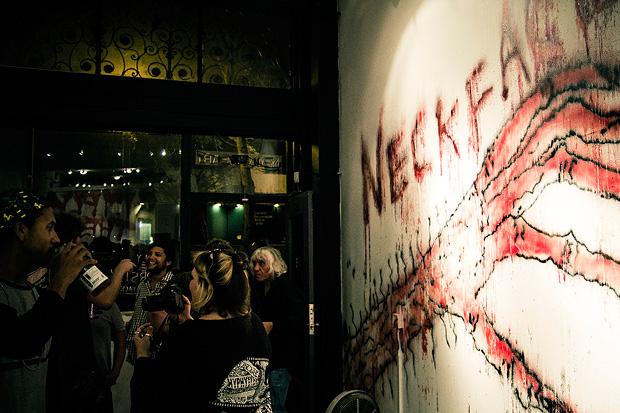 "Neck Face ""Simply the Worst, Nasty Neck Face"" Exhibition @ New Image Art Gallery Recap"