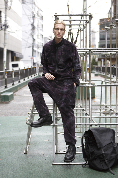 Needles 2012 Fall/Winter Lookbook