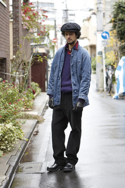 needles 2012 fall winter lookbook