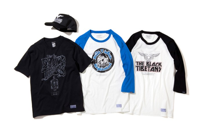 The Black Tibetans x NEIGHBORHOOD Collection