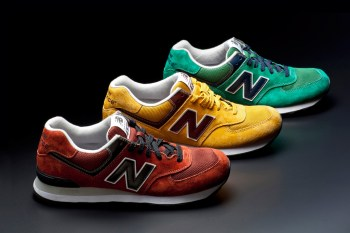 """New Balance 2012 Fall ML574 """"Color"""" Pack"""