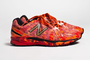 New Balance M890 Revlite Orange
