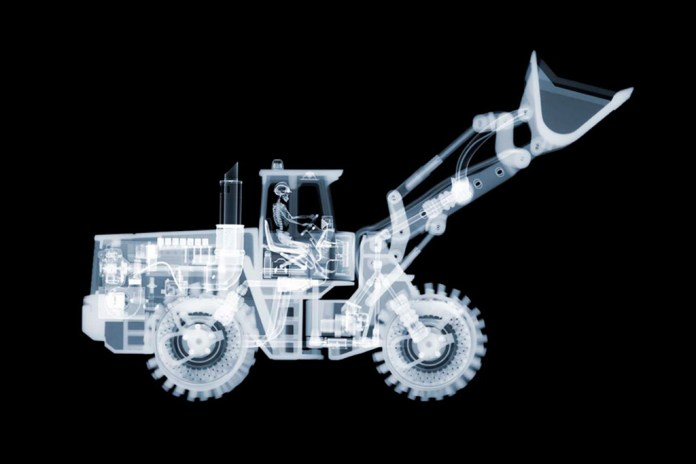 "Nick Veasey ""It's What's on the Inside That Counts"" Exhibition @ Richard Goodall Gallery"