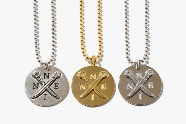 Nine Rulaz Line x SKULSS Jewelry Collection