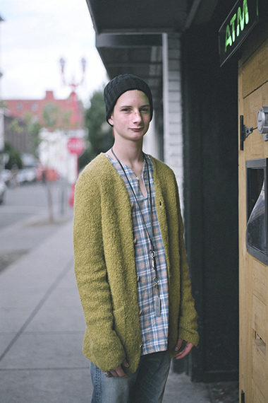 nonnative 2012 fall winter stumptown sidewalk lookbook