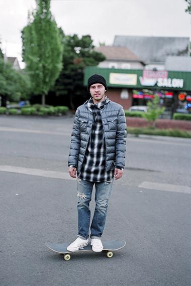 """nonnative 2012 Fall/Winter """"Stumptown Sidewalk"""" Lookbook"""