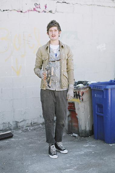 nonnative 2012 fall winter stumptown sidewalk lookbook