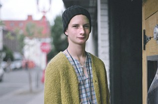 "nonnative 2012 Fall/Winter ""Stumptown Sidewalk"" Lookbook"