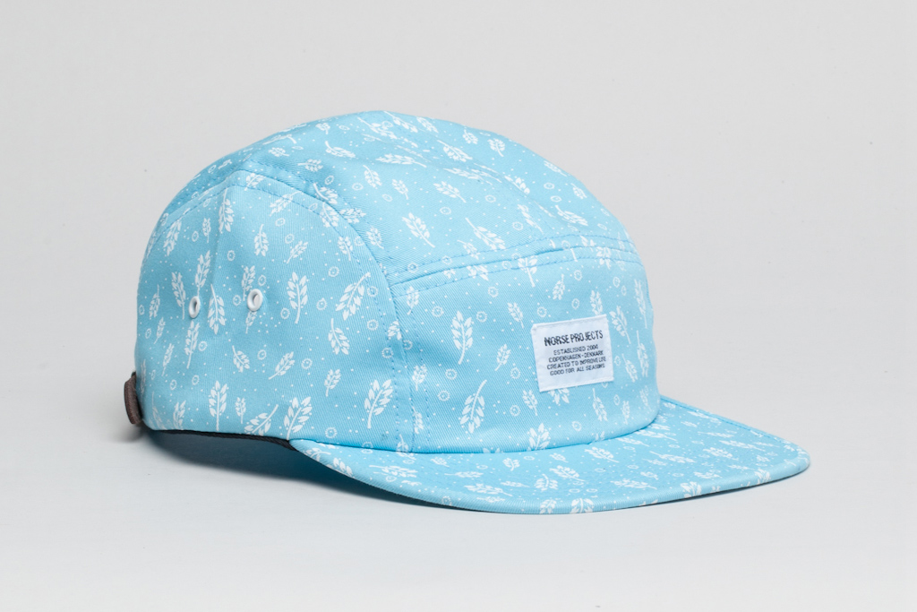Norse Projects 5 Panel Cap Collection