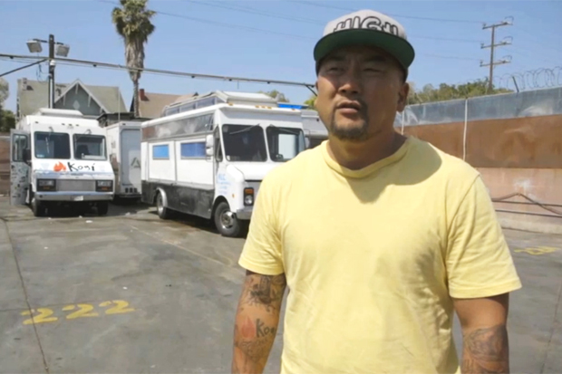 NOWNESS: Riding Shotgun with Roy Choi
