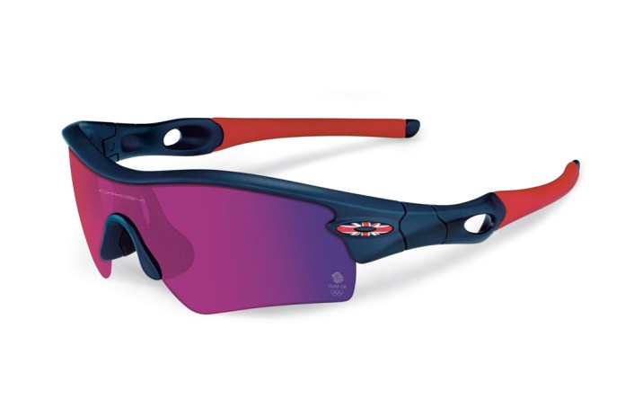 Oakley 2012 Team GB Radar