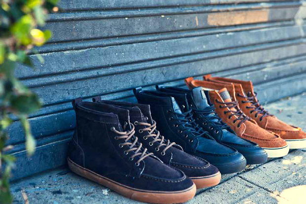 OBEY for Generic Surplus 2012 Fall Footwear