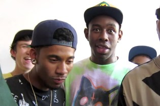 Odd Future Freestyle at Terry Richardson's Studio