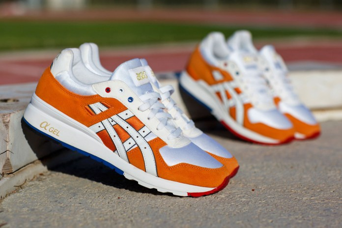 Olympic Team Netherlands x ASICS GT-II