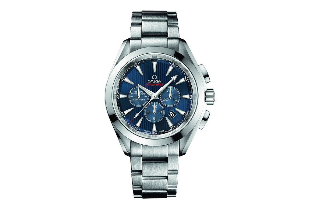 Omega Seamaster Watches for 2012 London Olympic Games