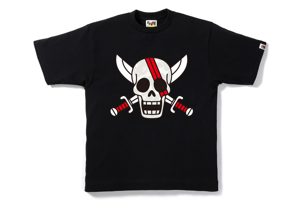 ONE PIECE x A Bathing Ape 2012 Collection 2nd Release