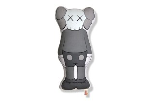 OriginalFake KAWS Companion Cushion