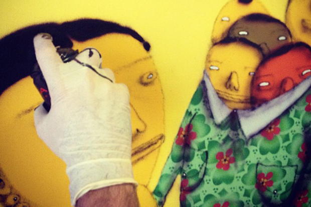 Os Gemeos @ The Institute of Contemporary Art Boston Exhibition Preview