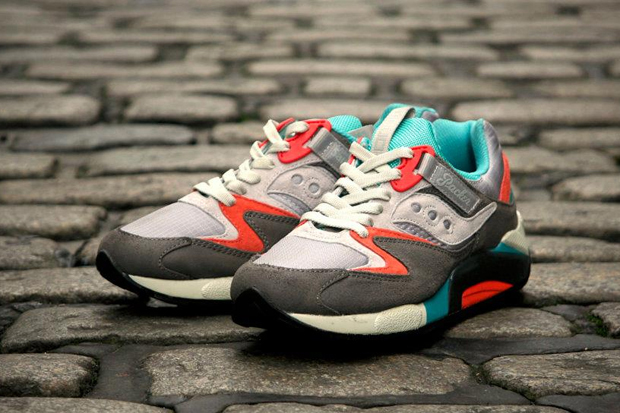 Packer Shoes x Saucony Grid 9000 'Trail' Pack