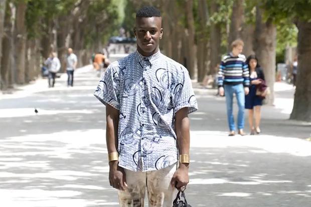Paris Fashion Week 2013 Spring Still Photograph Video