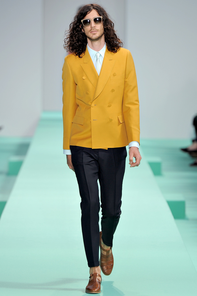 paul smith 2013 spring summer collection