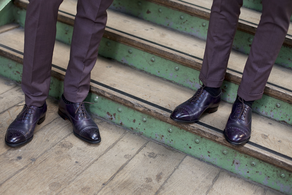 Paul Smith x John Lobb 2013 Spring/Summer Collection Preview
