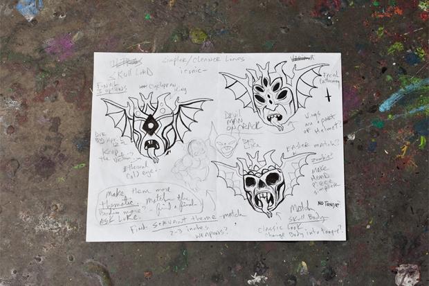 Pen & Paper: Skinner