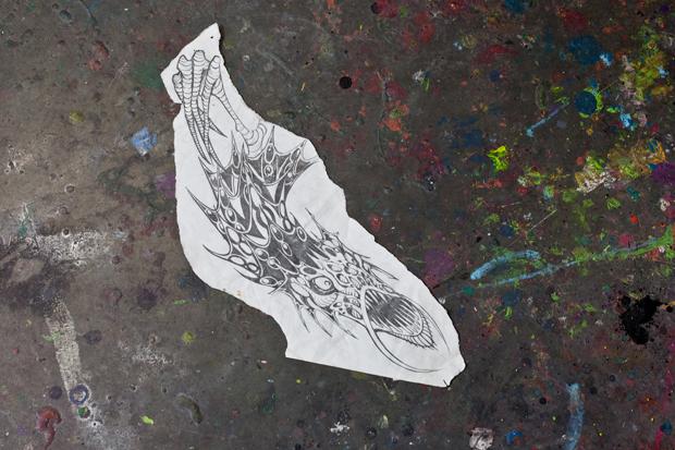pen paper skinner
