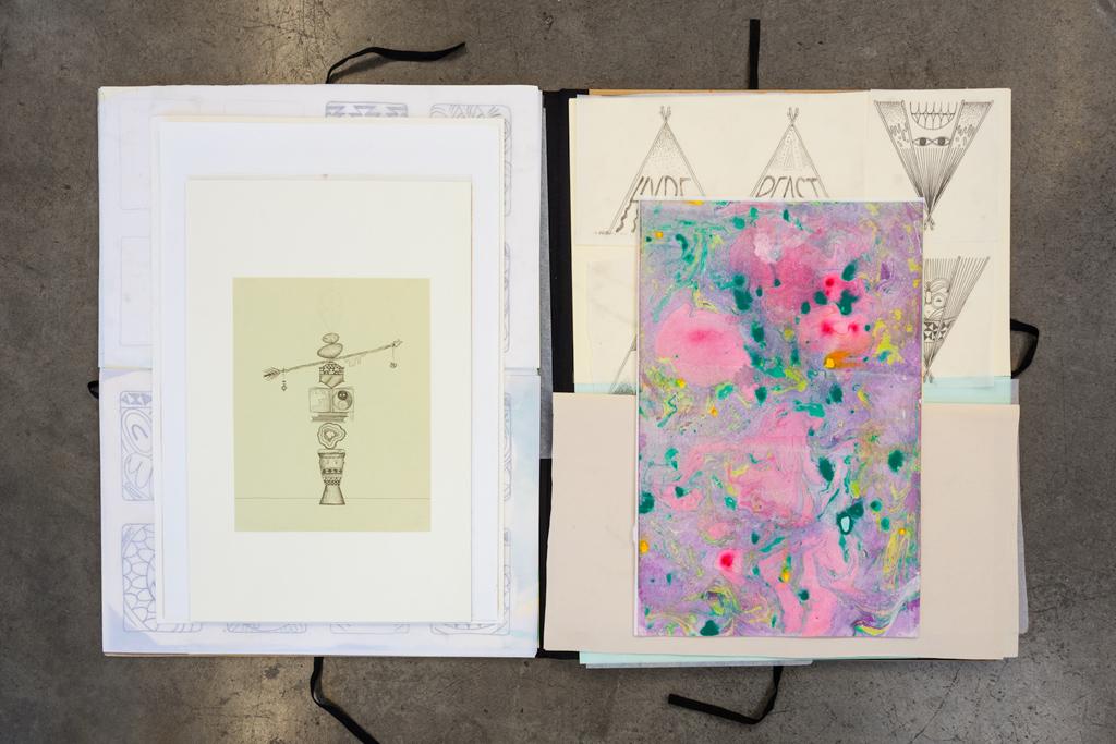 Pen & Paper: Steven Harrington