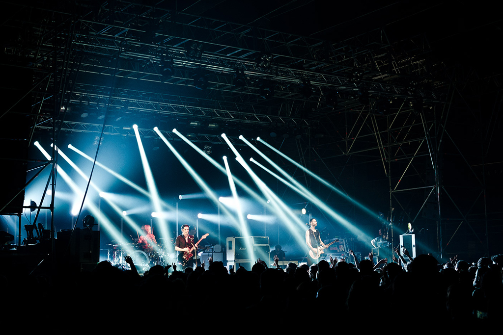 Placebo Kicks Off the Mercedes-Benz A ROCK Series