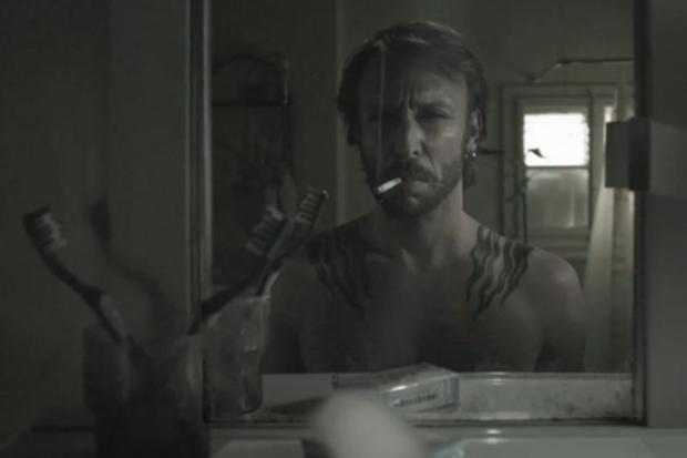 Le Miroir: The Progression of Age Through a Bathroom Mirror