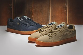 PUMA 2012 Fall/Winter Suede Eco Tonal Pack