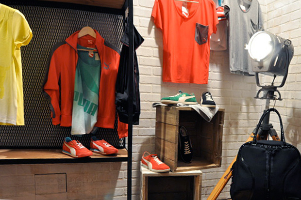 PUMA 2013 Spring/Summer Footwear and Apparel Preview