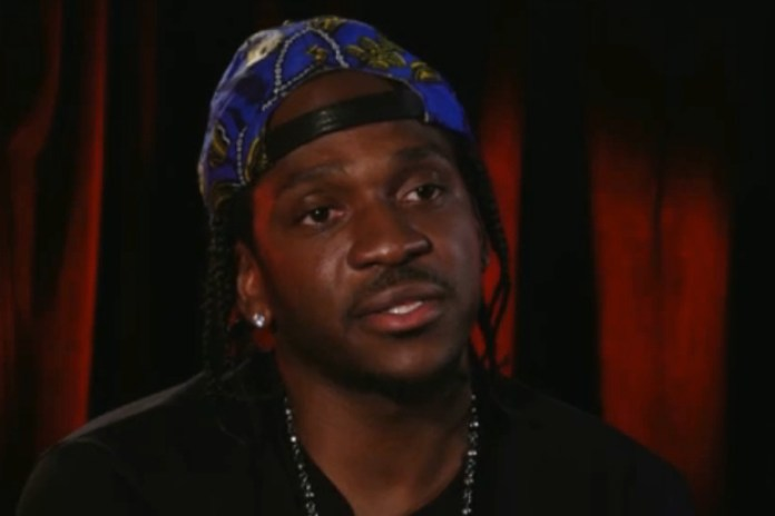 Pusha T Talks New Solo Album with MTV