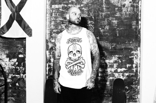"Rancid x REBEL8 ""Journey To The End"" Lookbook"